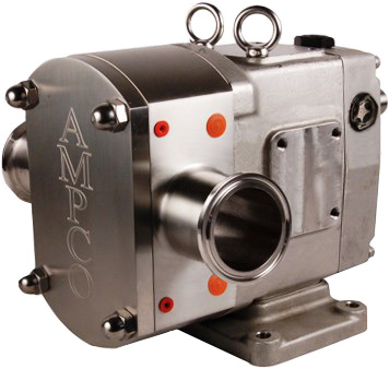 Ampco Al Series 3a Sanitary Rotary Lobe Pumps Best
