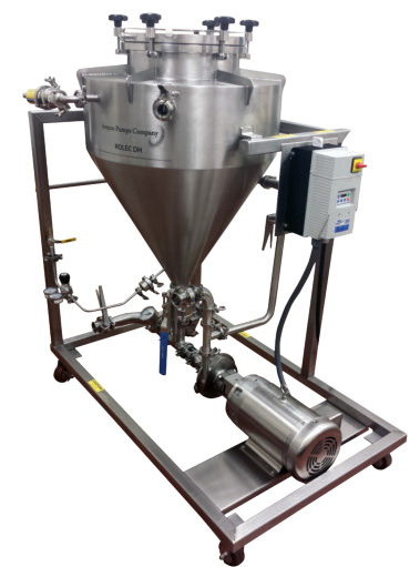 Ampco Rolec Dh Dry Hop Induction Systems Best Process