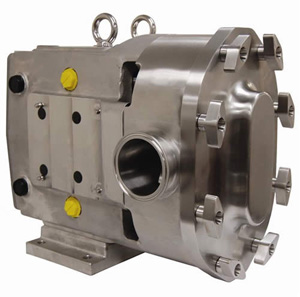 Ampco ZP1 Series rotary piston positive displacement pump