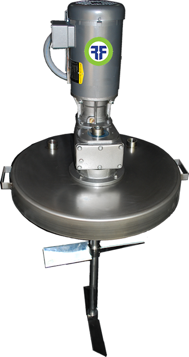 Fusion Fluid Drum Mixers Best Process Equipment