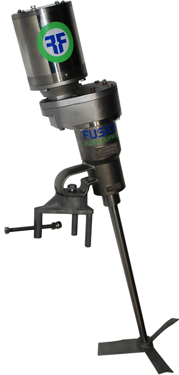 Fusion Fluid Equipment Mixers Amp Options Best Process