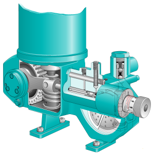 Neptune Diaphragm Metering Pumps Best Process Equipment
