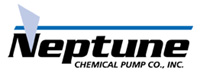 Neptune Chemical Pump Co. Logo