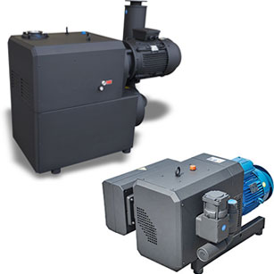 Ohio Medical Rotary Claw Vacuum Pumps