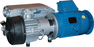 Ohio Medical Rotary Vane Vacuum Pumps